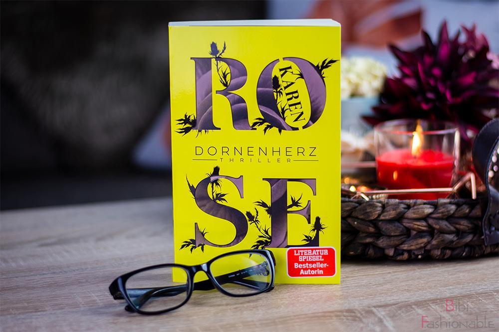 Karen Rose Dornenherz Titelbild