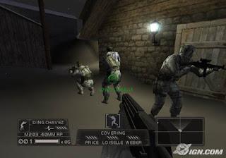 Tom Clancy's Rainbow Six 3 (PS2) 2004
