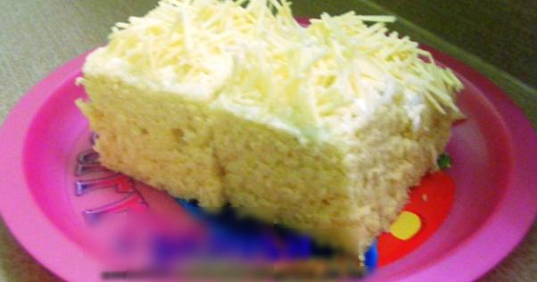 Resep Cake Kukus Sederhana: Resep Brownies Kukus Coklat, Amanda, Keju Dan Pandan