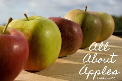 All About Them Apples - Link up your favorite apple recipes #Celebrate365