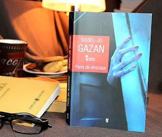 Pana de dinozaur de S.J Gazan - recenzie
