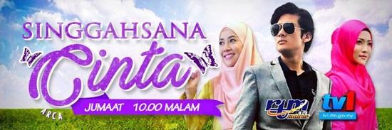 Sinopsis drama Singgahsana Cinta TV1, pelakon dan gambar drama Singgahsana Cinta TV1