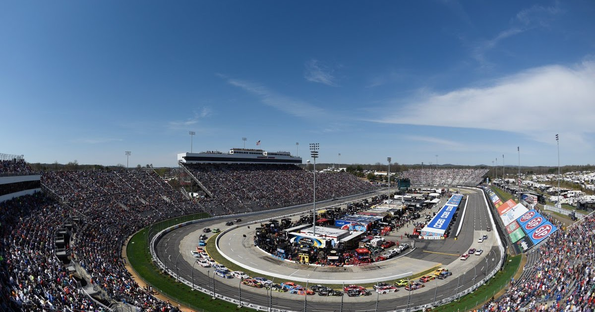 Monster Energy #NASCAR Cup and Camping World Truck Series Head to Martinsville, VA