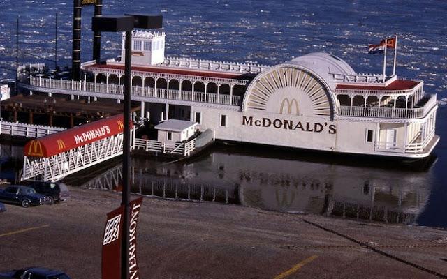 McDonald's de la ciudad egipcia de Asuán