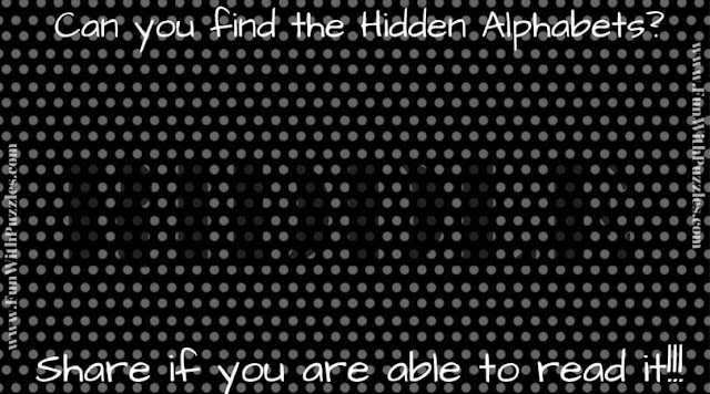 Find the hidden alphabet letters puzzle