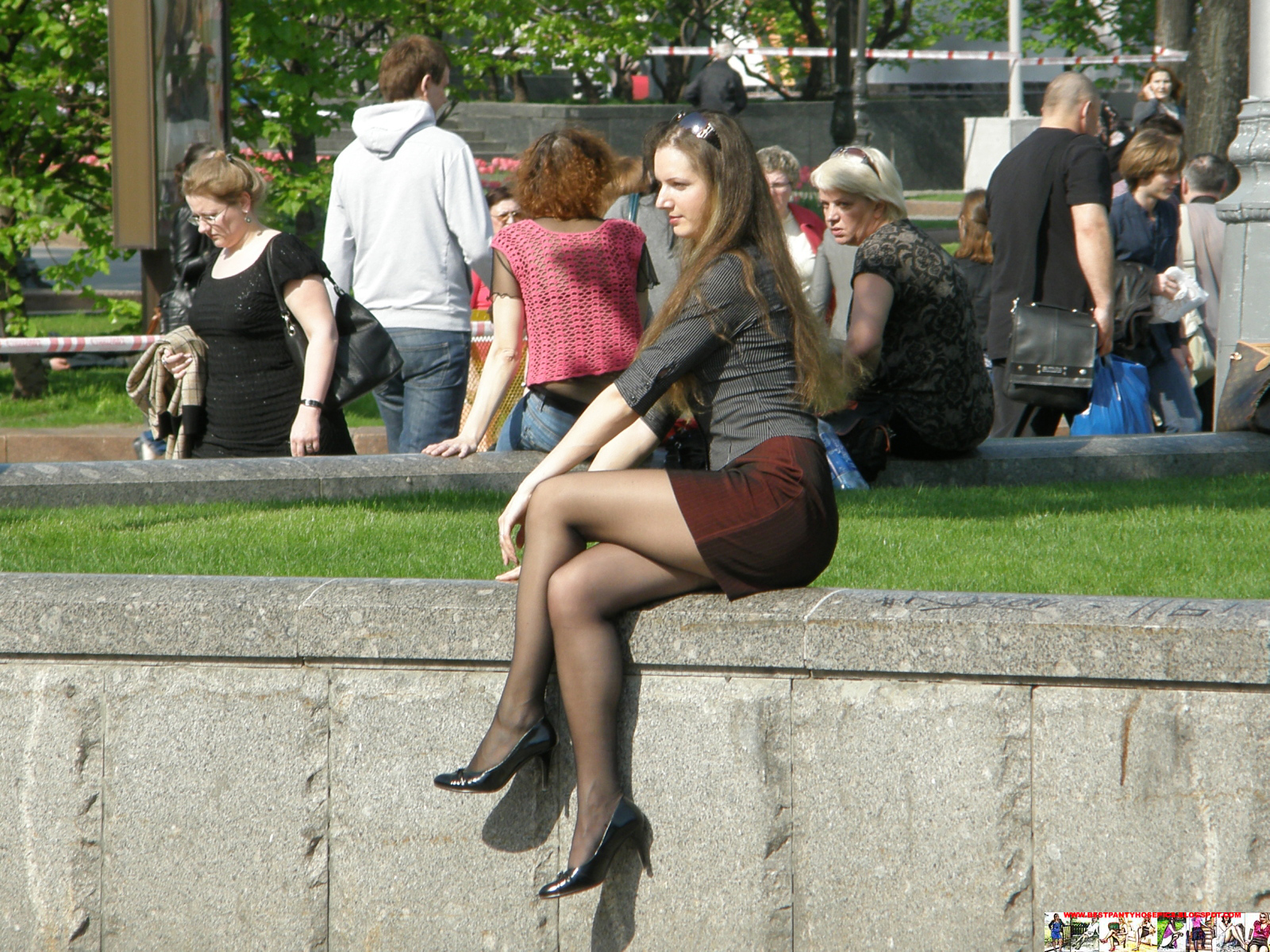 Or Pantyhose Fetishism 111