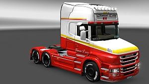 Simon Loos skin for Scania T