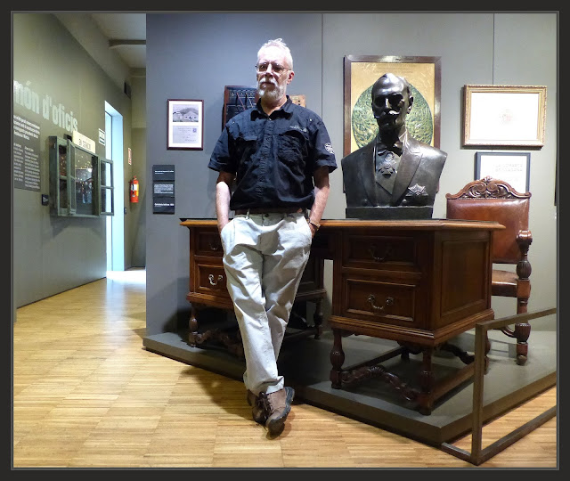 MUSEU-MINES-SANT CORNELI-CERCS-VISITAR-HISTORIA-MINERS-BERGUEDÁ-CATALUNYA-JOSE ENRIQUE DE OLANO-FOTOS-ARTISTA-PINTOR-ERNEST DESCALS