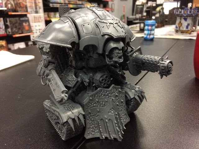 What's On Your Table: Customized Kytan from Lord Skulls and Imperial Knight