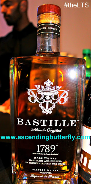 Bastille 1789 a Hand-Crafted Rare Whiskey