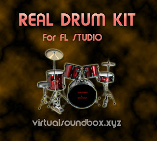 Download real drum kit for fl studio