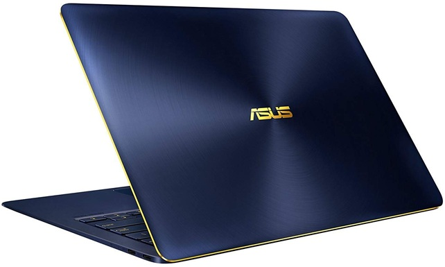 ASUS Zenbook 3 UX490UA-BE029R: flamante diseño ultrabook