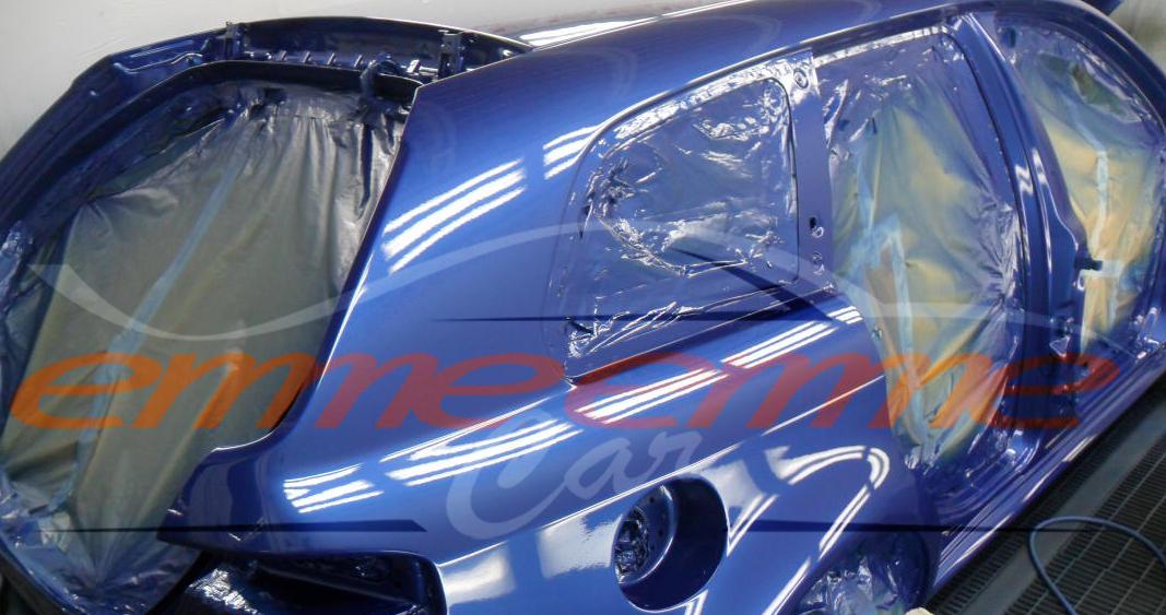 Blu Lamborghini... Un colore che non ha bisogno di presentazioni!