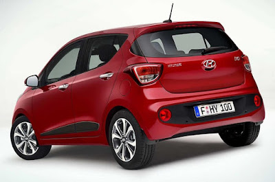2017 Hyundai Grand i10 Facelift Hatchback car