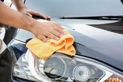 7 خطوات تجعل سيارتك نظيفة في 5 دقائق