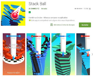 Stack Ball is a 3d arcade Downloads
