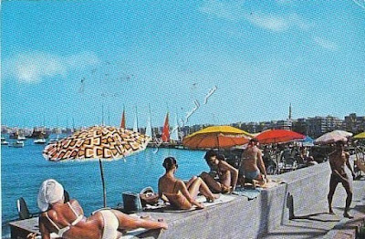 Alexandria's Greek club in 1960s