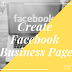 Create Business Page Facebook