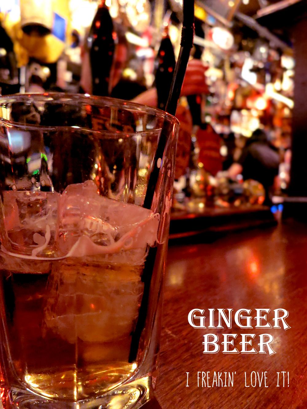 London Pub Ginger Beer