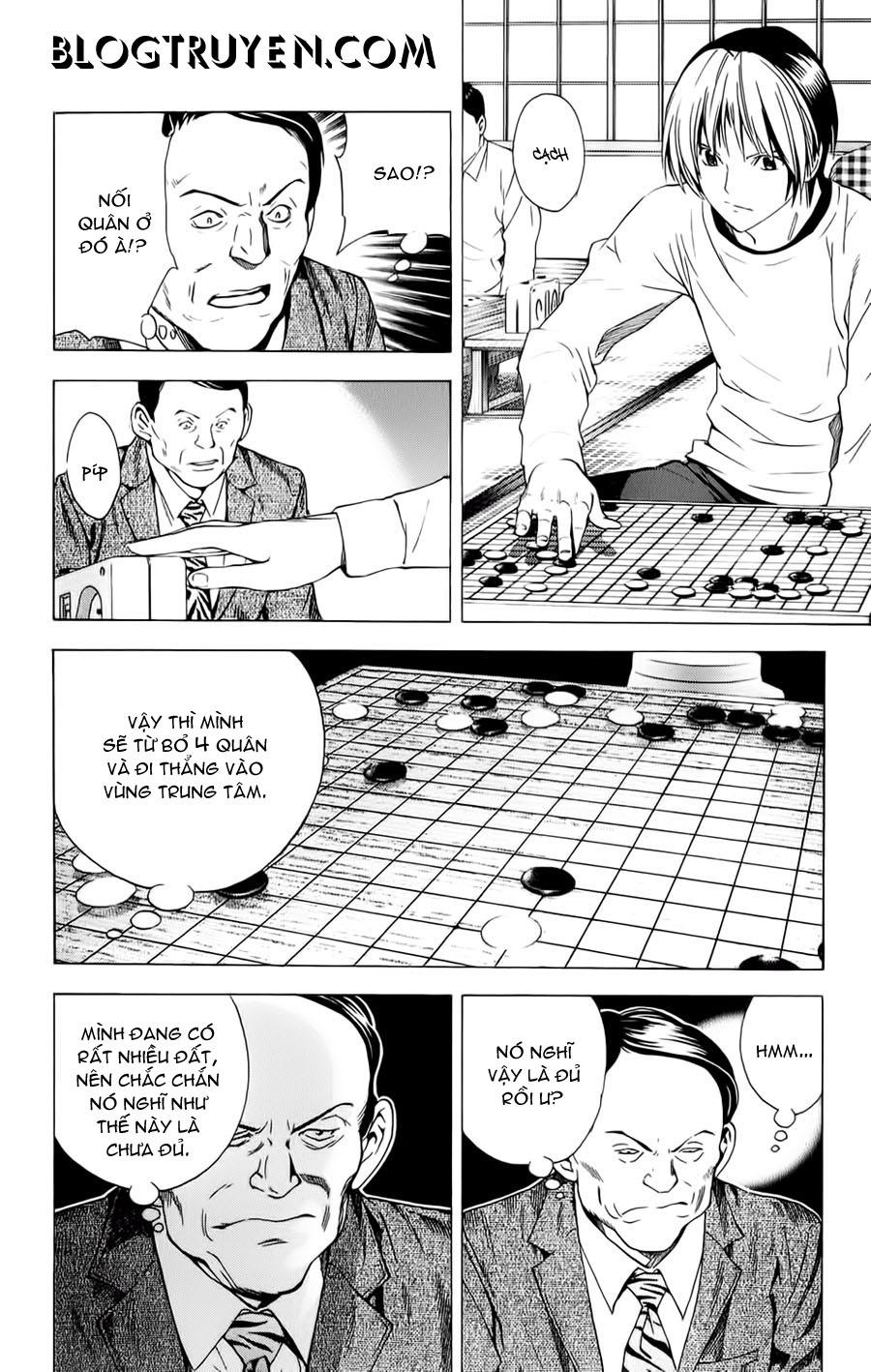 Hikaru No Go hikaru no go chap 153 trang 5