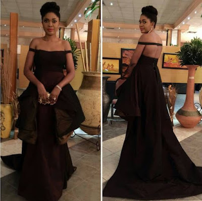 fashion of the stars on the red carpet of the AMAA 2016 awards in portharcourt Nigeria