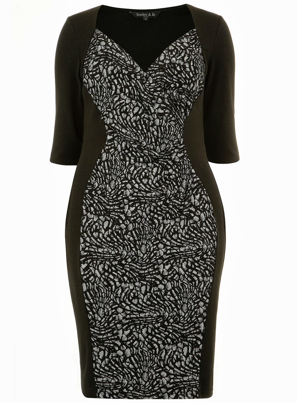 b4b2706ae8f88 Scarlett   Jo s  Powerfit  dress now comes in a huge number of different  prints