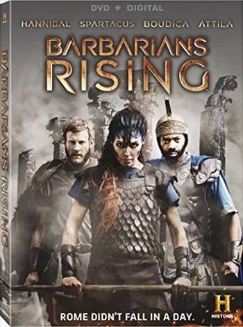 Barbarians Rising Part 1 Resistance 2016 Dual Audio Hindi Movie Download