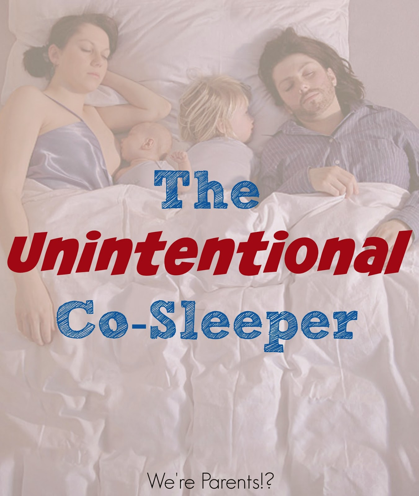 The Unintentional Co-Sleeper MomCave co-sleeping