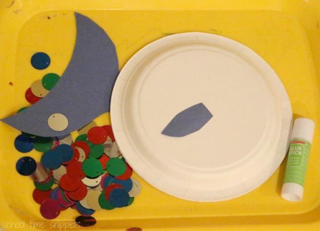 preschool fish theme