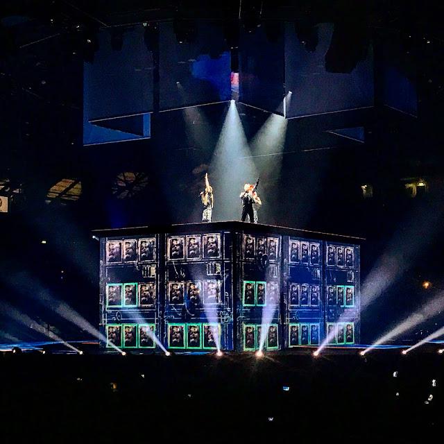 Take That, Wonderland Tour 2017, Mandy Charlton, Photographer, Writer, Blogger, review, newcastle arena, pop group
