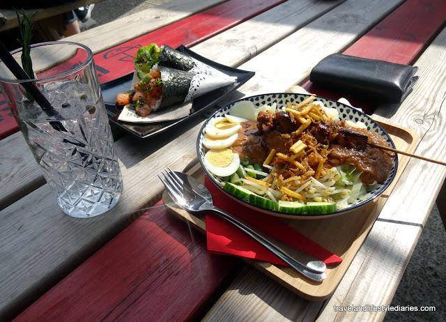 "Food Hall in Deventer, Netherlands: The ""Food Dock"""