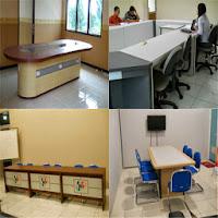 Custom Furniture Kantor (Office) Semarang - Meja Rapat Kantor Semarang 03