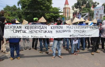 Seruan Konsolidasi Rakyat Indonesia bagi Bangsa Papua