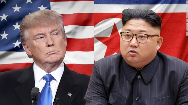 #USPolitics : Trump suspended military drill with South Korea planned for August !