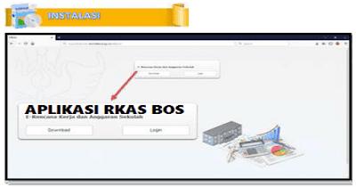 Aplikasi RKAS BOS 2019 Dilengkapi Buku Panduan Penggunaan