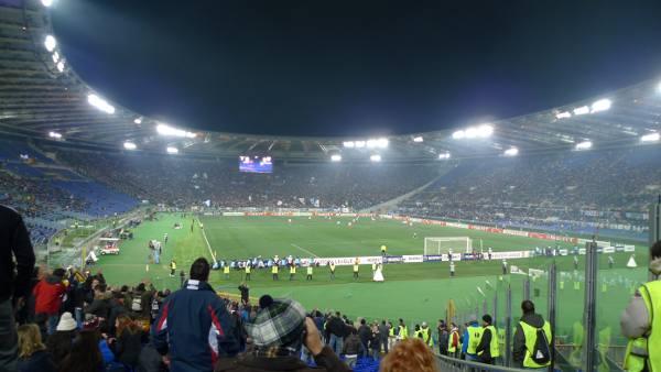 LAZIO-ROMA Streaming, vedere Diretta Calcio Gratis Oggi in TV