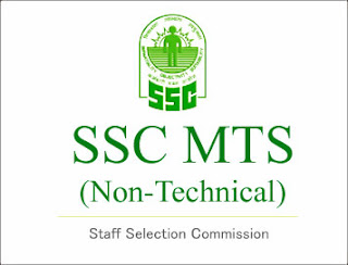 SSC Recruitment 2019  – SSC Multi-Tasking Staff MTS Online Form 2019 (Non - Technical)