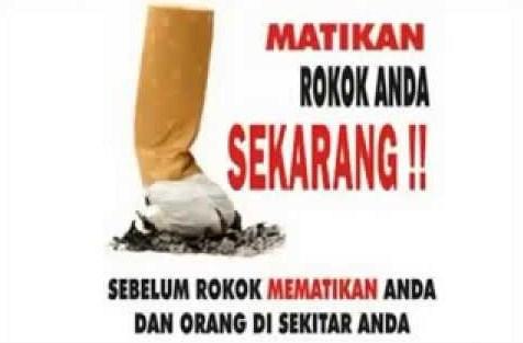 Pria Lebih Jantan Jika Tidak Merokok 'Yang Setuju Share ya'