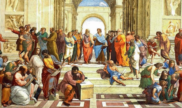 the views on human nature by aristotle a greek philosopher His unorthodox political and religious views gave the himself to philosophy devastated by socrates aristotle (384-322) was born in a small greek colony.