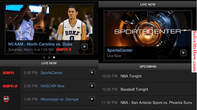 Free Sports Streaming Sites WatchESPN