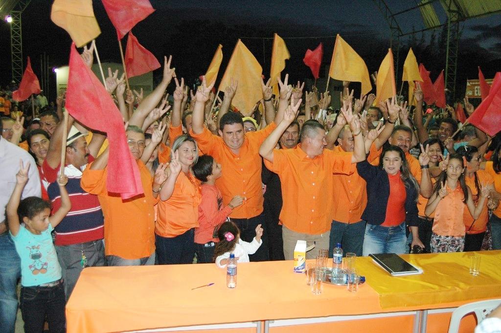 Célio Barbosa e João de Manuca disputarão reeleição em São João do Tigre