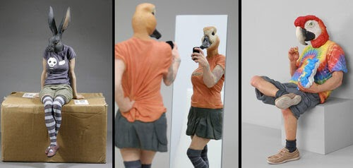 00-Alessandro-Gallo-Clay-Sculptures-of-Human-Animal-Hybrids-www-designstack-co