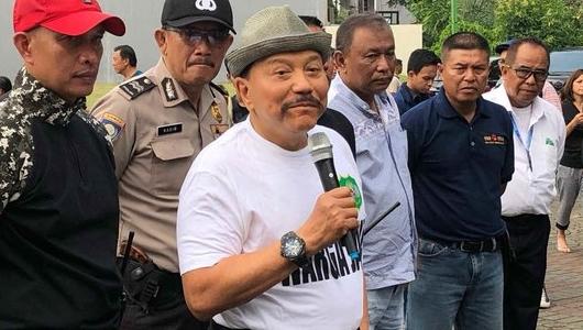 Hendropriyono Minta Provokator Aksi 22 Mei Wajib Ditangkap dan Diasingkan