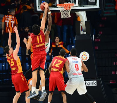 7 Days Euro Cup Galatasaray Odeabank - Grissin Bon Regiio Emilia