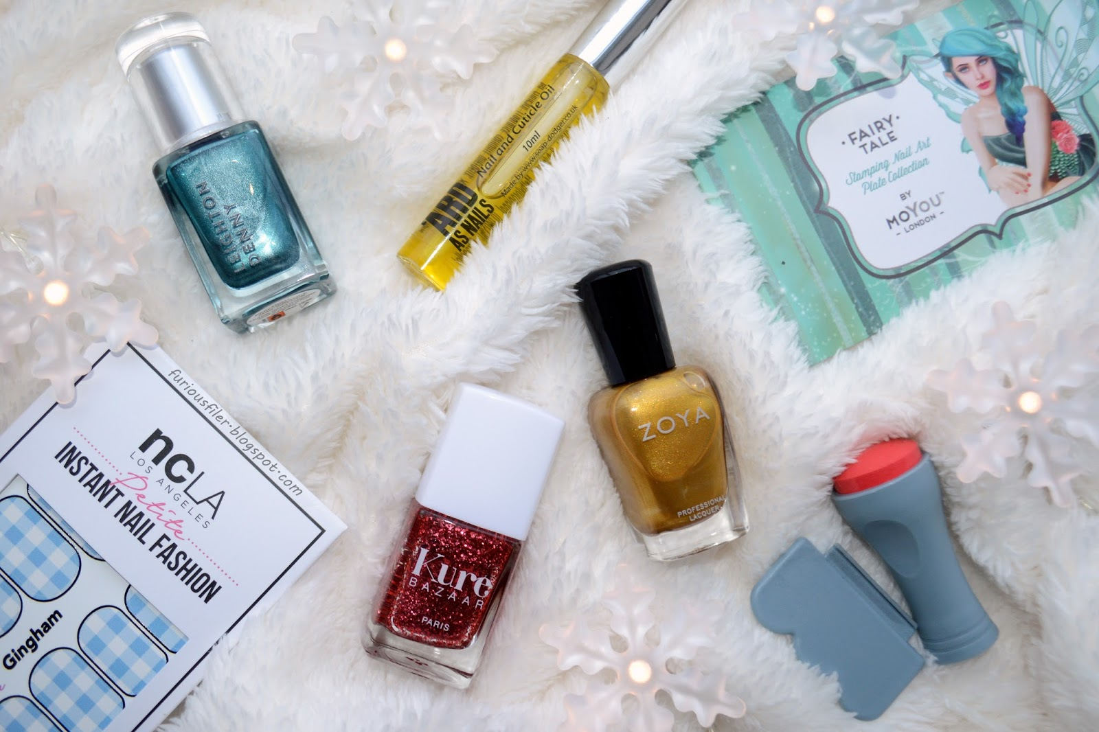 meebox nail subscription box review furious filer moyou