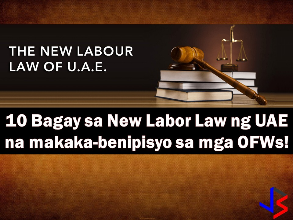 If strictly implemented and employers will follow, this law covers housemaids, watchmen, and security guards, chauffeurs, domestic laborers, housekeepers, private coaches, private teachers, babysitters, and private nurses, among others.  There are 10 points highlighted in the law that surely benefit household service workers, not just Filipinos but all foreign HSW working in the country. Here are the following; Sponsored Links   1. Payment of wages, as set out in the standard contract, within ten days from the day they are due  2. One day of paid rest per week  3. Twelve hours of rest per day, including eight hours of consecutive rest  4. Medical insurance provided by the employer  5. 30 medical leave per year
