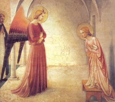 Uroczystość Niepokalanego Poczęcia Najświętszej Maryi Panny - Bóg posłał anioła