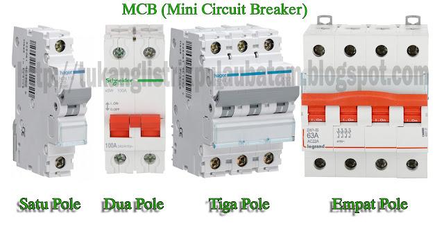 Jenis Jenis MCB Mini Circuit Breaker Dan Fungsinya