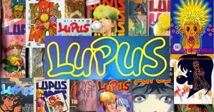 pengarang novel lupus