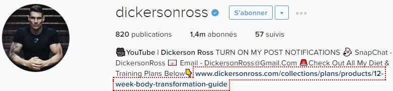 Vendre ses propres services sur Instagram